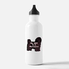 BFF Havanese Water Bottle