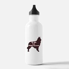 BFF Belgian Tervuren Water Bottle