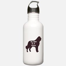 BFF Saint Bernard Water Bottle