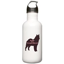 BFF Norwegian Elkhound Water Bottle