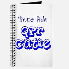 Cute Qpr Journal