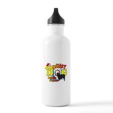 Agility Sheltie Water Bottle