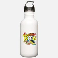 Border Collie Agility Water Bottle