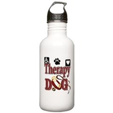 Therapy Dog Water Bottle