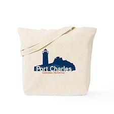 Port Charles Tote Bag