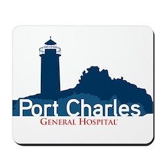 Port Charles Mousepad