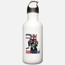 Daneocrat Water Bottle