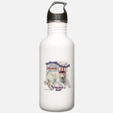 Yankee Goldendoodle Water Bottle