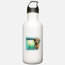 Golden Retriever Gifts Water Bottle