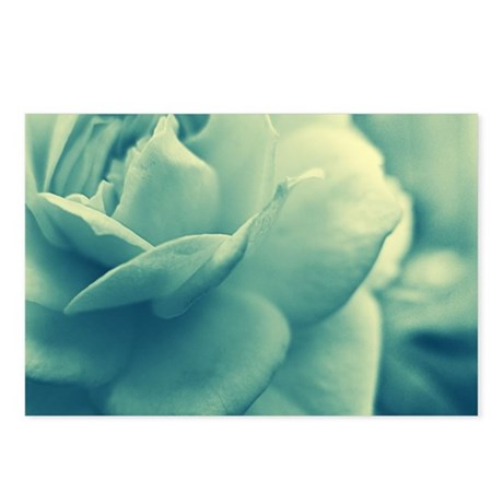 Pretty Rose Postcards (Package of 8)