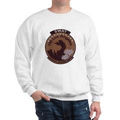 L A FBI SWAT Sweatshirt