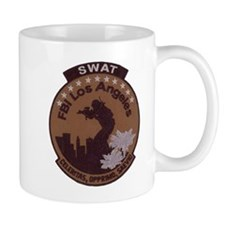 L A FBI SWAT Mug