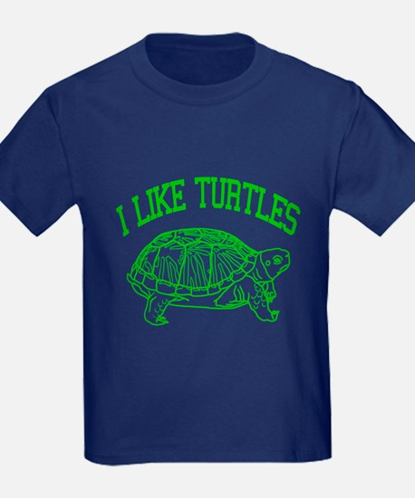 I Like Turtles - T