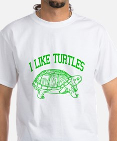 I Like Turtles - Shirt