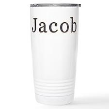 Gift for Jacob Travel Mug