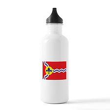St. Louis Flag Water Bottle