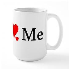 Dave Loves Me Mug
