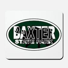 Baxter State Park Mousepad