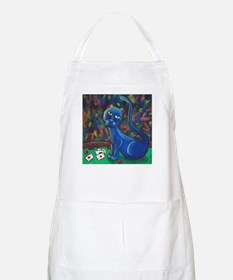 Midnight Louie Apron