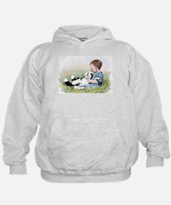 Bearded and child Hoodie