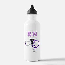 RN Nurse Medical Sports Water Bottle