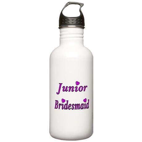 Junior Bridesmaid Simply Love Stainless Water Bott