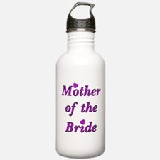 Mother of the Bride Love Water Bottle