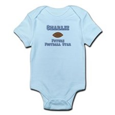 Charlie - Future Football Sta Infant Bodysuit