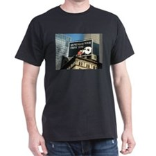 New York Black T-Shirt