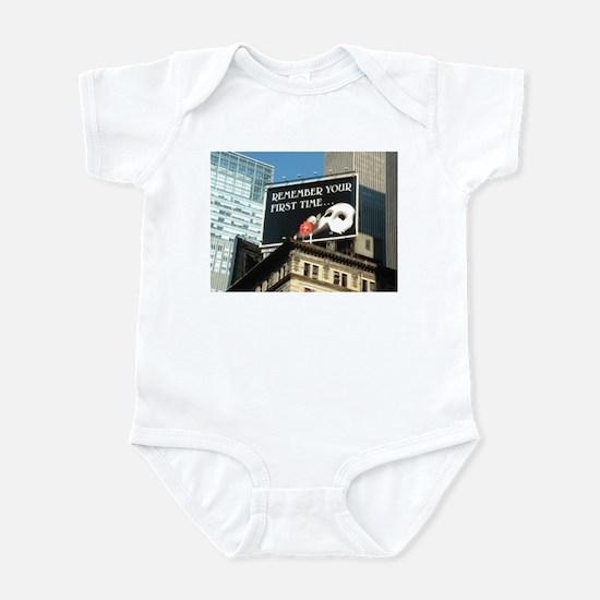 New York Infant Creeper