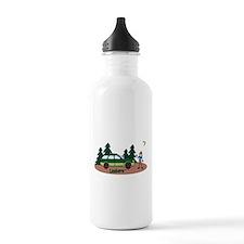 Lesbaru and Leslie Wilderness Water Bottle