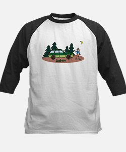 Lesbaru and Leslie Wilderness Tee