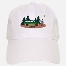 Lesbaru and Leslie Wilderness Baseball Baseball Cap