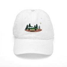 Lesbaru and Leslie Wilderness Baseball Cap