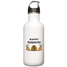 Thanksgiving Holiday Water Bottle