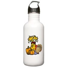 Thanksgiving Harvest Water Bottle