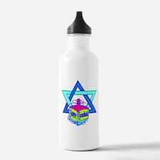 Hanukkah Oh Chanukah Water Bottle