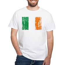 Irish Flag Pattys Drinking Shirt