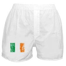 Irish Flag Pattys Drinking Boxer Shorts