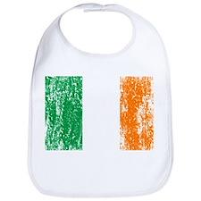 Irish Flag Pattys Drinking Bib