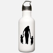 Mother and Children Water Bottle