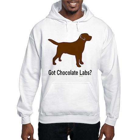Got Chocolate Labs II Hooded Sweatshirt