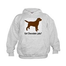 Got Chocolate Labs II Hoodie