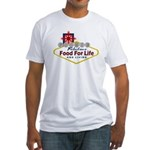 Vegas Foodie Fitted T-Shirt