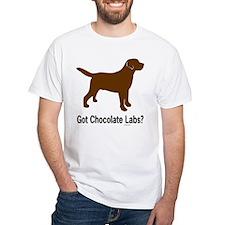 Got Chocolate Labs II Shirt