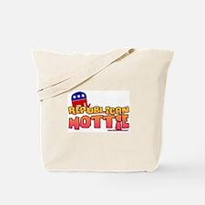 Republican Hottie Tote Bag