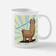 Llama, Llama, Llama Mug