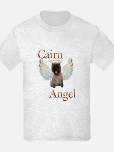 Cairn Terrier Angel T-Shirt