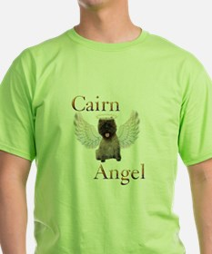Cairn Terrier Angel T-Shirt
