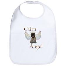 Cairn Terrier Angel Bib